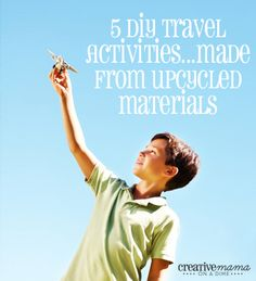Creative Mama on a Dime - LOT'S of Activity Ideas Here! (Note to self - repin individually)