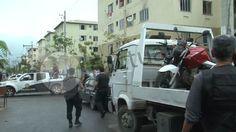 Polícia Civil faz megaoperação na Cidade de Deus, no R.J.
