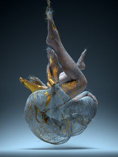 The art works of digital 3d visual artist Adam Martinakis