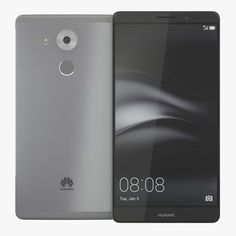 Huawei Mate 8 by smartphone on Creative Market 3d Smartphone, V Ray Materials, Texture Mapping, 3d Assets, Studio Setup, Shops, Community, Models, Creative