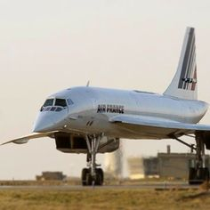 Air France Concorde photo by Sébastien Faret