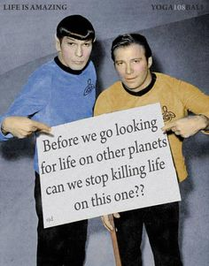 Funny pictures about Star Trek Message. Oh, and cool pics about Star Trek Message. Also, Star Trek Message photos. Bien Dit, Before We Go, Choose Life, Morning Humor, In This World, Decir No, Science Fiction, Encouragement, Funny Pictures