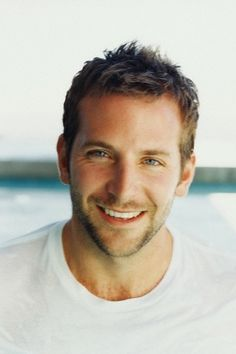 Bradley Cooper.  One of these days, Brad, I'm going to embarrass my daughter into introducing me to you.