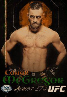 Coner Mcgregor, Conor Mcgregor Poster, Floyd Mayweather