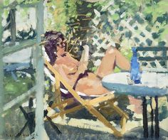 """howard ken dora at la gazelle d or (from <a href=""""http://www.oldpainters.org/picture.php?/27534/category/12032""""></a>)"""