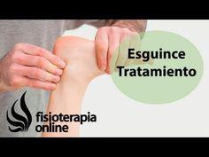 Esguince de tobillo grado 2-3 (moderado-grave). Tratamiento en fase aguda o reciente.