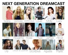 """""""Next Generation -Harry Potter- dreamcast"""" by caia-irwin on Polyvore featuring Belleza"""