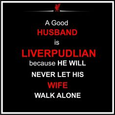 Liverpool Home, Liverpool Football Club, You'll Never Walk Alone, Best Husband, Counting