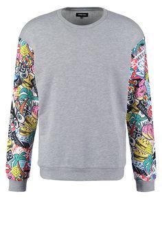 YOUR TURN Bluza - mottled grey/multicolour za 129 zł (19.09.16) zamów bezpłatnie…