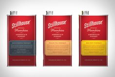 The rebirth of clear corn whiskey continues with Stillhouse Moonshine. Made from estate-grown corn in authentic copper stills by some of Virginia and Kentucky's finest distilleries, this 100% clear corn whiskey is also charcoal-filtered for better quality and flavor. It...