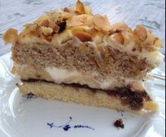 Variation Bananen-Split-Torte