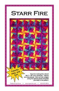 Pattern. Starr Fire By Annie (A-79)