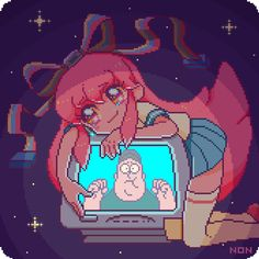 "non-009(tumblr) ""I was real to you, wasn't I?"" Gravity falls giffany and sues. I love this"