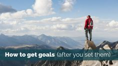 If you already know WHAT you want, WHY you want it and WHEN you want to achieve it, it's time to find out...  ...HOW TO GET YOUR GOALS...  ...and this information may help you:  http://brandonline.michaelkidzinski.ws/how-to-get-goals-after-you-set-them/