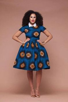 Here at Grass-fields we have an awesome range of African dress designs. Whether you're after an African print maxi or midi dress, we've got something for you. African Fashion Ankara, African Inspired Fashion, Latest African Fashion Dresses, African Print Fashion, African Print Skirt, African Print Dresses, Short African Dresses, African Traditional Dresses, Looks Plus Size