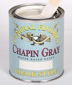 CHAPIN GRAY CHALK ST