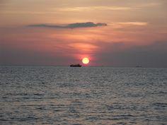 Another sunset, Otres beach Sihanoukville
