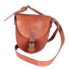 Vintage Eustace Leather manbag
