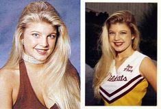 fergie younger high school cheerleader teenager childhood picture