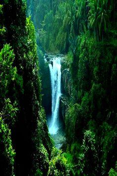 Tegenungan Waterfalls, #Bali #Indonesia #waterfall #scenery #nature #island #travel #wanderlust