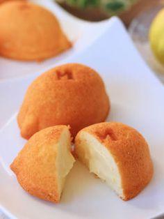 レモンカスタードケーキ