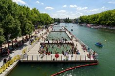 7 cities making polluted waterways into swimming hotspots - Curbed