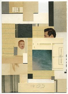 zach collins collage art