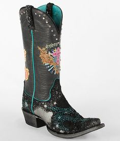 Ariat Sapphire Soule Wild Cowboy Boot #buckle #fashion #ariat http://www.buckle.com/womens/shoes