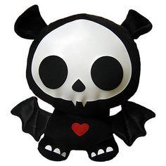 Skelanimals Diego (Bat) Plush