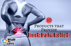 Relieve, Restore and Reset Your Back with These 10 Products