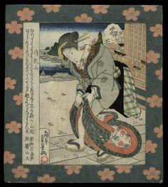 Utagawa Sadakage - Woodblock Lot 132