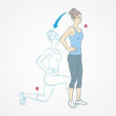 6 mini-exercices à faire partout - Les Éclaireuses