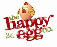 Packaging n°1 : The Happy Egg co.