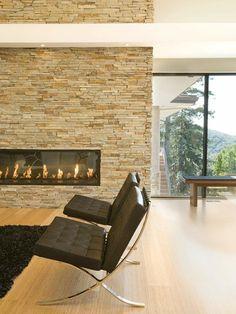 Perfekt Kaminenverkleidung Stein