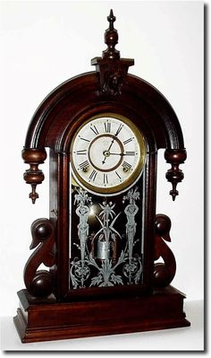 Antique Clock..Roberto Schmitt