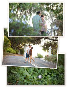 San Diego Presidio Park Engagement   Alicia Q. Photography via Bridal Insider