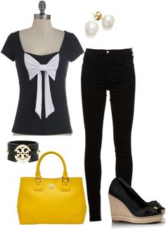 """Summer Casual"" by jpschwartz on Polyvore"