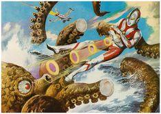 小松崎茂 Komatsuzaki Shigeru / Ultraman