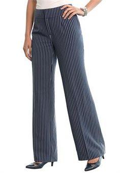 Plus Size Jessica London® Bi-Stretch Pants