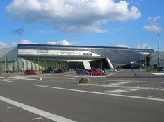 Zaha hadid BMW Factory Leipzig
