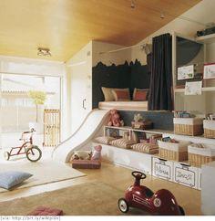Playroom envy!