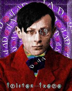 Tristan Tzara- (non)artist that used dada as a form of expression