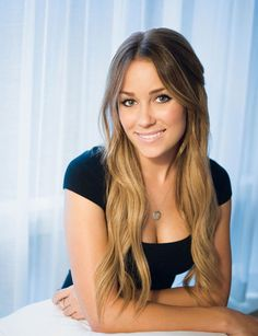 lauren conrad. love her hair and most of all her style. she is my inspiration!