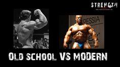 Disgust with Modern Bodybuilding - Strength Oldschool