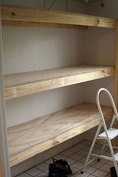 Convert closet space to shelves, add baskets to maximize storage, no need for dressers