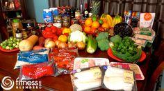 Fitness Blender Grocery Haul - What does Fitness Blender's Diet Look Like?
