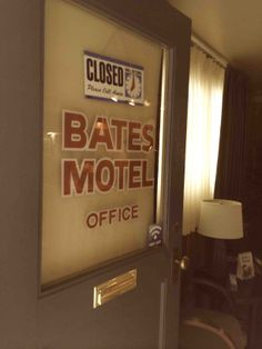 If you're in #Oregon, spend a night at #BatesMotel. #WhitePineBay #BoutiqueHotel