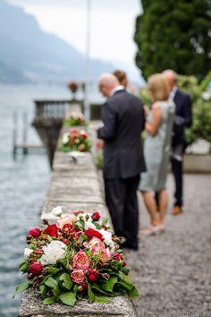 Flowers on the Como lake #Event_ualmente #weddingplanner #Lecco .: Event...ualmente Official Site - Photogallery :.