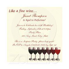 I love this invitation!