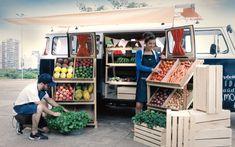 Conheça opções inusitadas de food truck, em São Paulo